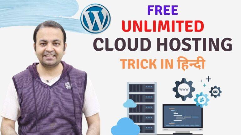 Free Cloud Hosting for WordPress 2021    Amazon AWS    Google Cloud    Microsoft Azure    Alibaba cloud