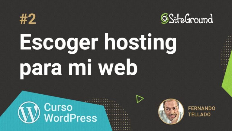How to choose the BEST hosting for your website |  WORDPRESS 2021 Guide