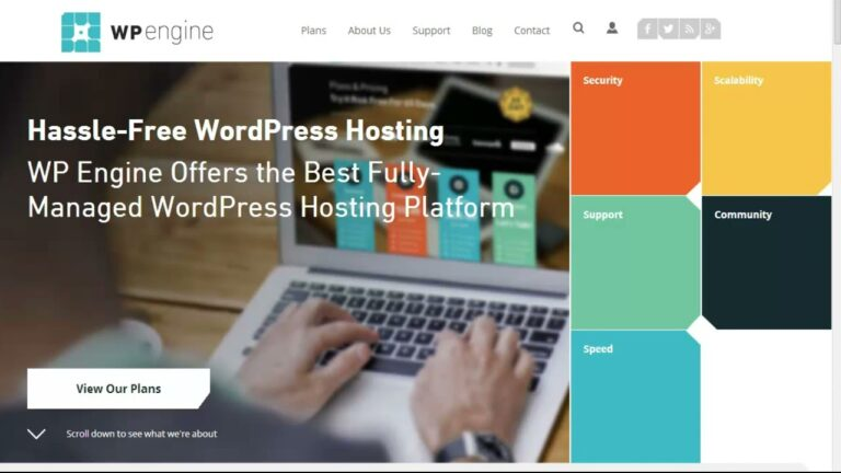 How To Choose The Best WordPress Hosting |  wordpress course