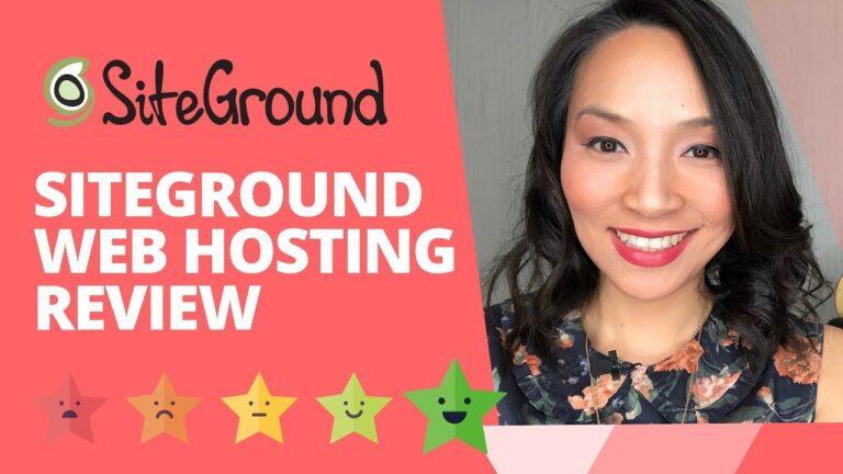 SiteGround Hosting Review: The Best WordPress Hosting?