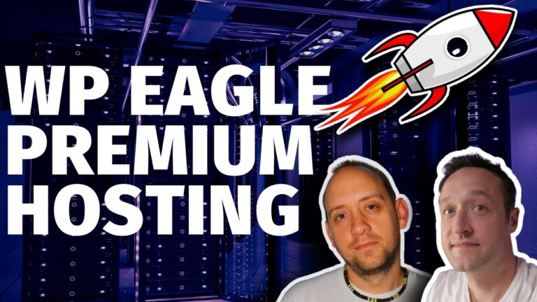 WordPress Hosting and Website Management from WP Eagle + Spidrweb [🚀 High-End Service 🚀]