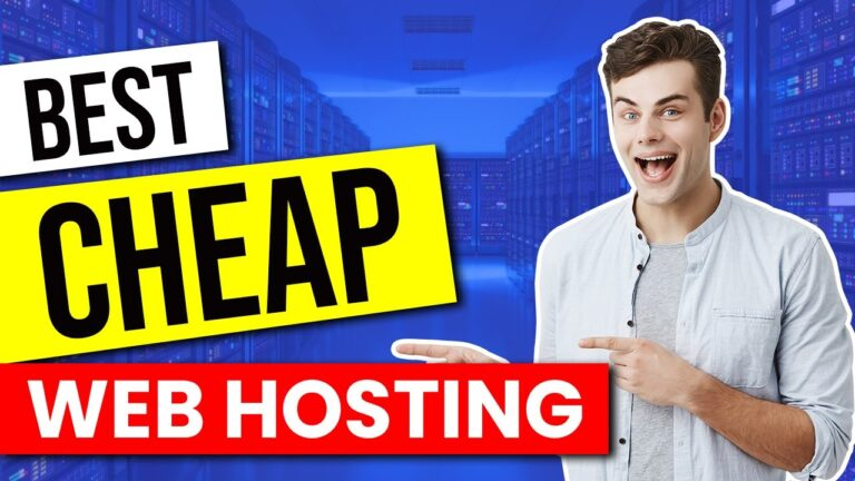 ✅ Best Cheap Web Hosting Providers with Lowest Price 🔥 Top 3 Choices |  Revision 2021