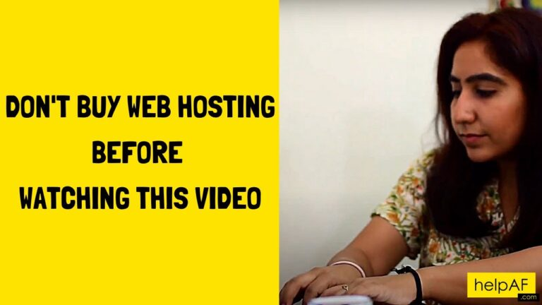 WordPress Hosting India Hostinger Review (2021) |  Which web host is better?