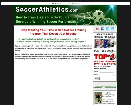Soccer Training Program